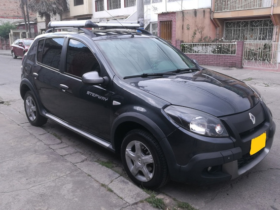 Renault Stepway Discovery Motor 1.6 2014 Full Equipo