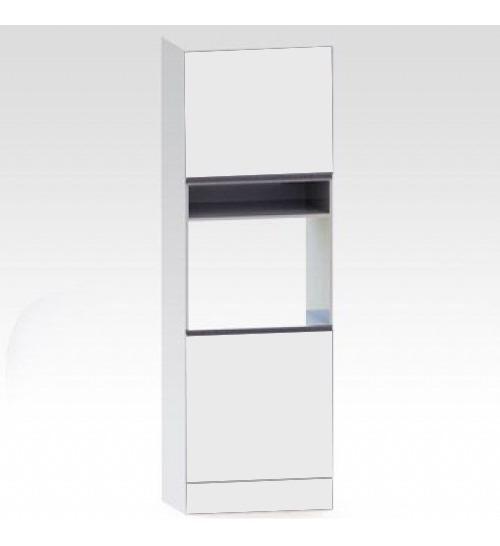 Despensero Con Modulo Porta Microondas 2 Puertas Lcd60 Nuevo