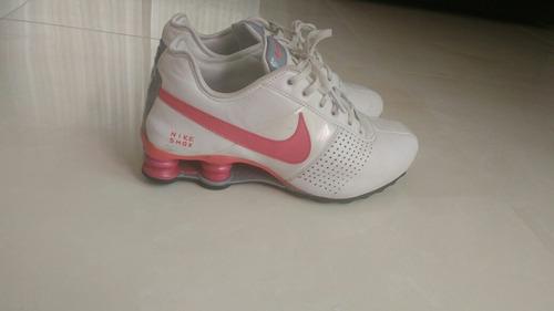 Tênis Nike Shox Original 37 Usado