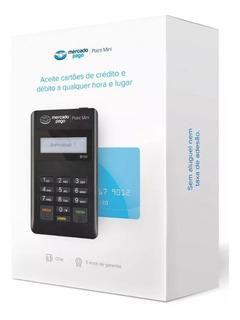 Maquineta Point Mini - A Máquina De Cartão Do Mercado Pago