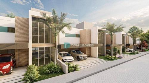 Imagem 1 de 12 de Casa Com 4 Quartos À Venda, 192 M² Por R$ 1.050.000 - Aeroporto - Juiz De Fora/mg - Ca0486