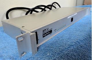 Baytech - Remote Power Control Rpc-4 Como Nuevo. 8 Contactos