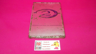 Halo 2 Edicion Caja Metallica Xbox Clasico *compatible 360*