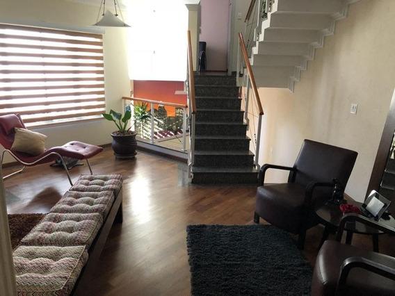 Sobrado Residencial Em São Paulo - Sp - So0226_prst