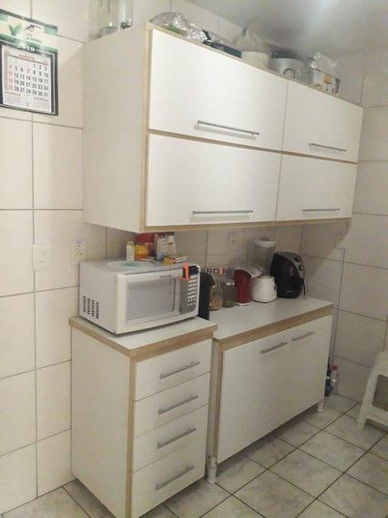 Vila Da Tranquilidade- 70 M² - 02 Dorms - 01 Vaga - César De Souza - So0129