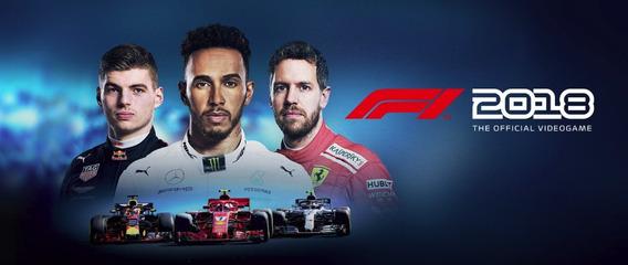 F1 2018 Steam Pc Original