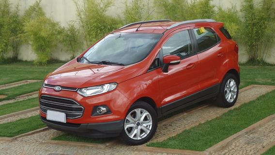Ford Ecosport 2.0 Titanium 16v Flex 4p Manual