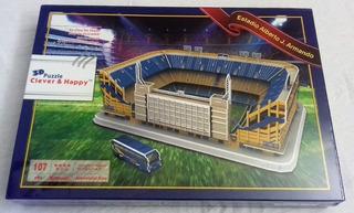 Estadio Boca 3d 107 Pz