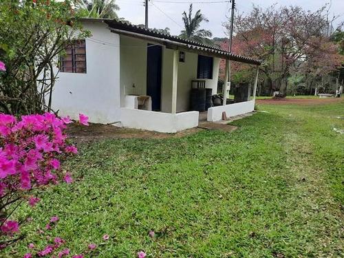 Cod 4704 - Chácara Com 2 Casas!!! - 4704
