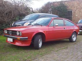 Alfa Romeo Alfasud Sprint Veloce 1500