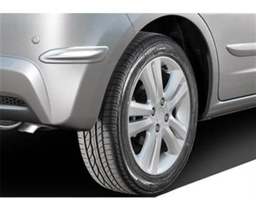 Protetor Lateral Traseiro Honda Fit 2013