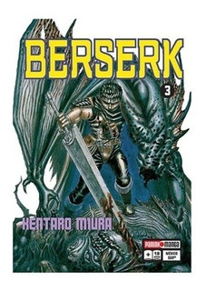 Berserk # 03 - Kentaro Miura