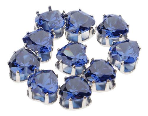 Mini Zircão Bonito Azul