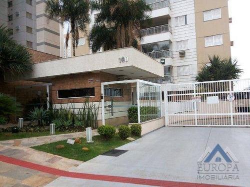 Imagem 1 de 30 de Apartamento Com 3 Dormitórios À Venda, 103 M² Por R$ 700.000,00 - Gleba Palhano - Londrina/pr - Ap0965