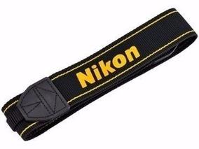 Dslr - Alca Pescoco Bordado Ombro Corpo 63-102cm Para Nikon