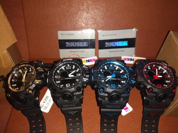 Relógio Shock Black + Lata + Caixa Original Pronta Entrega !