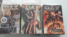 Marvel Max 01 - 56 E Especial Cx 13