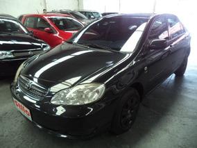 Corolla Xli 1.6 16v 2007 Preto Un Dono Completo Confira !!