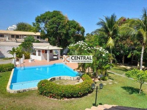 Imagem 1 de 18 de Village Com 2 Dormitórios À Venda, 76 M² Por R$ 320.000,00 - Itapuã - Salvador/ba - Vl0056