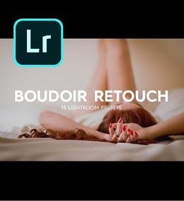 Sensual Boudoir Retouch Lightroom Presets