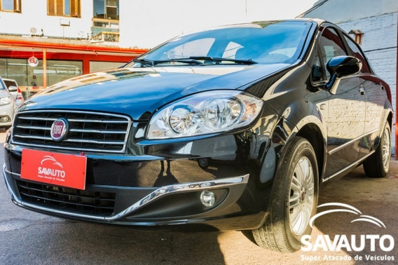 Fiat Linea Absolute 1.8 Flex Dualogic 4p Aut.