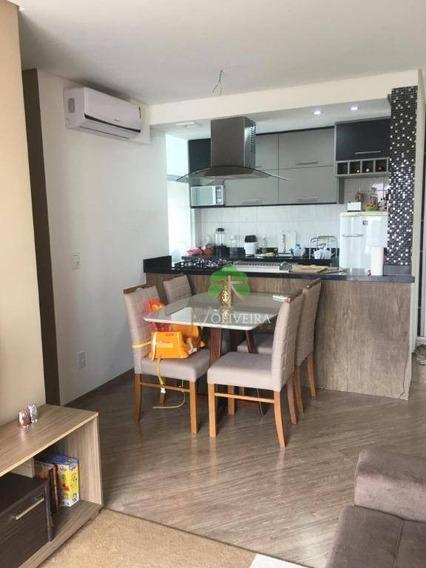 Lindo Apartamento Próximo Á Futura Estação De Metrô Vila Sônia - Ap1075