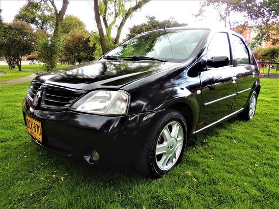Renault Logan Exptession 1.600cc 16v Aa Mt
