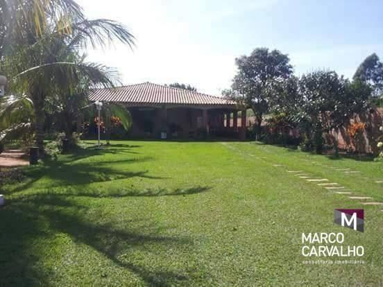 Chácara Com 3 Dormitórios À Venda, 3600 M² Por R$ 680.000 - Marília - Ch0015