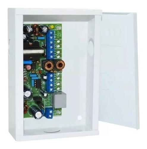 Caixa Organiz. Conversor Duplex Rack Orion Hd 9000 P/ 2 Came