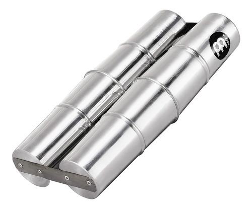 Imagen 1 de 10 de Shaker Meinl Ssh2 L Doble De Aluminio C/ Municiones De Acero