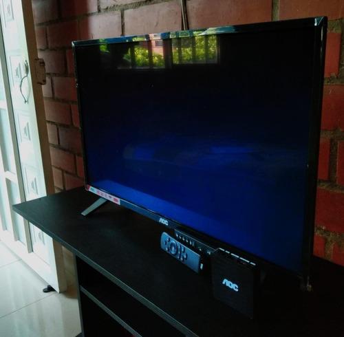 Imagen 1 de 6 de Tv Led Hd 32  Aoc + Smartv Box