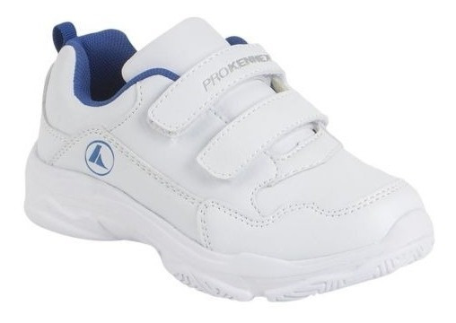 Tenis Casual Prokennex 032h Esc 185939 Color Blanco