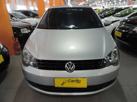 Volkswagen - Polo Sedan 1.6 8v 2012