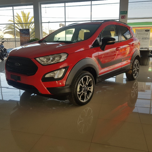 Ford Ecosport Storm Automatica 2021