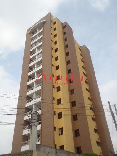 Apartamento À Venda, 62 M² Por R$ 390.000,00 - Parque Das Nações - Santo André/sp - Ap0697