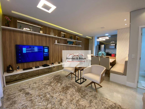 Imagem 1 de 27 de Apartamento À Venda, 86 M² Por R$ 800.000,00 - Jardim Flor Da Montanha - Guarulhos/sp - Ap2791