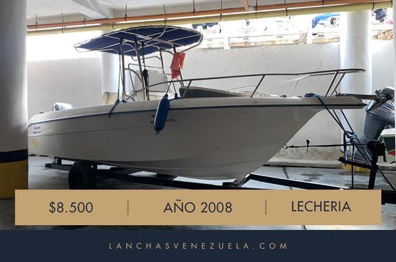 Lancha Aquanauti 21