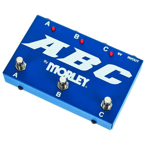 Pedal Morley Abc Selector