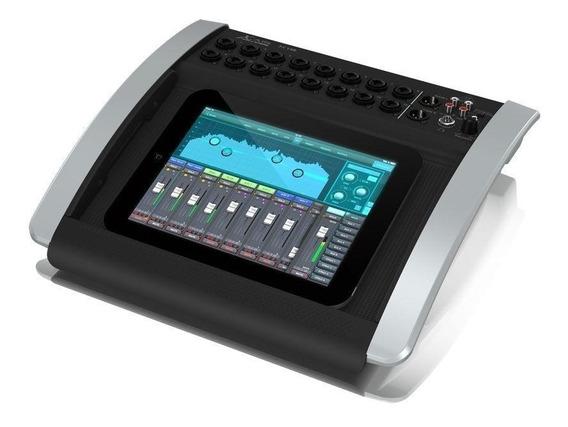 Mesa De Som Digital Behringer X-air X18 P/ Tablet C/ 16 Prés