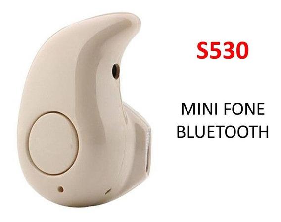 Mini Fone Bluetooth Celular Academia Corrida ##promoção
