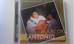 Cd Gospel Marcos Antonio - Um Passeio Pela Harpa Cristã