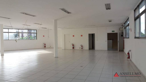 Imagem 1 de 28 de Sala Para Alugar, 350 M² Por R$ 7.000,00/mês - Centro - São Bernardo Do Campo/sp - Sa0179