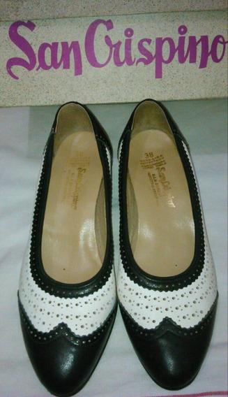 Zapatos San Crispino Dama 38