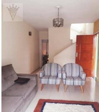 Casa Com 3 Dormitórios À Venda, 124 M² Por R$ 500.000,00 - Jabaquara - São Paulo/sp - Ca0108