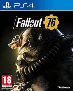 Ps4 - Fallout 76 - Juego Físico (nuevo Sellado)