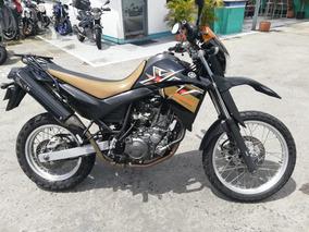 Yamaha Xt 660 Negra 2013