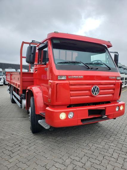 Volkswagen Vw 13.190 4x2 Carroceria 2014 / Financiamos