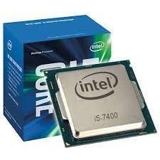 Procesador Intel Core I5 7400 3.0