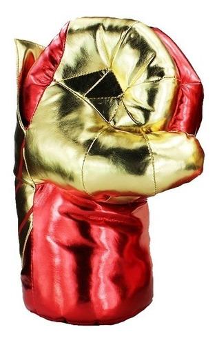 Imagen 1 de 2 de Puño Izquierdo Iron Man Avengers Guante Juguete Regalo Niño