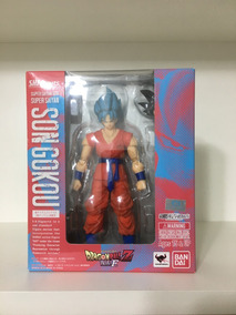 Goku Ssj Blue S.h.figuarts Bandai